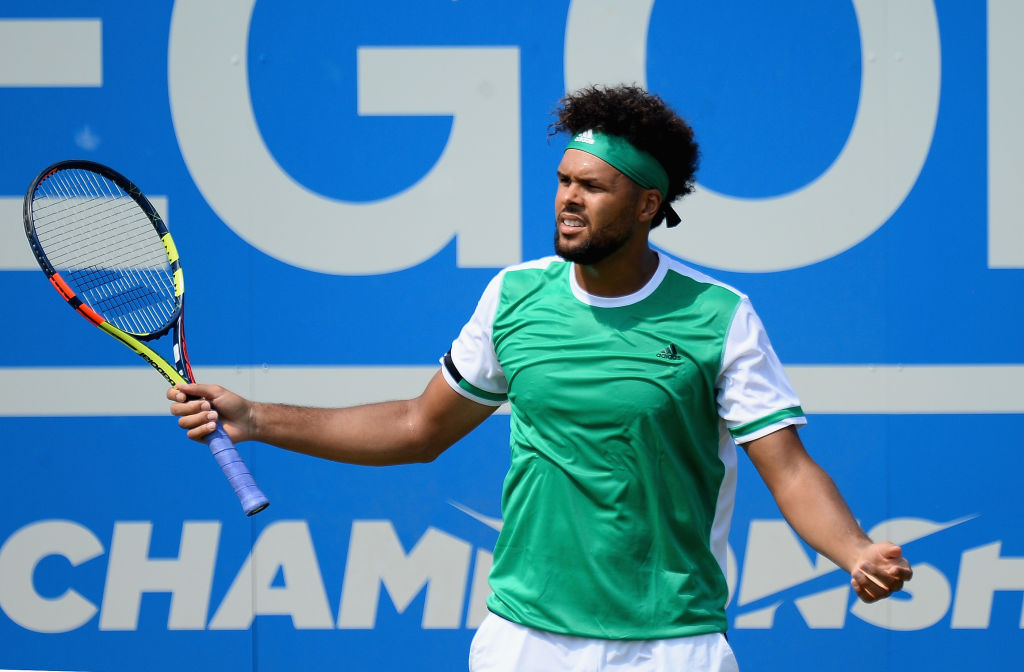 Jo-Wilfried Tsonga still expects Roger Federer, Novak Djokovic, Rafael Nadal or Andy Murray to win Wimbledon