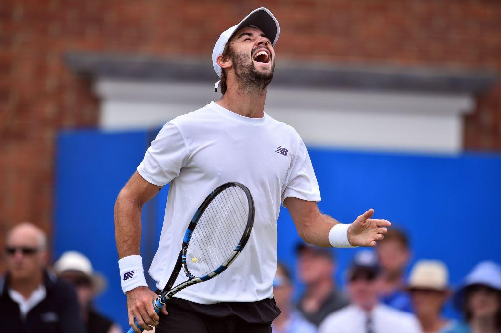 Sam Querrey beats Andy Murray conqueror Jordan Thompson to reach Queen's quarter-finals