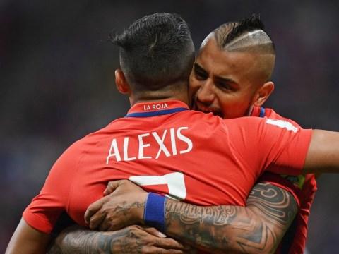 Arturo Vidal still hoping to persuade Arsenal star Alexis Sanchez to join Bayern Munich