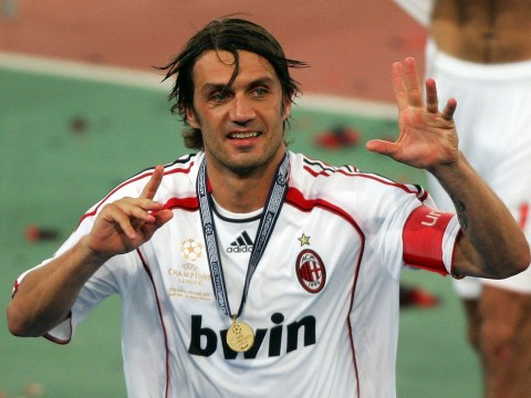 AC Milan legend Paolo Maldini to compete in ATP tennis tournament at age of 49