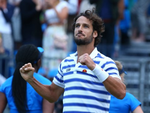 Feliciano Lopez sets up Marin Cilic final at Queen's after Grigor Dimitrov win