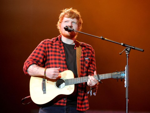 Ed Sheeran urges everyone to 'google loop station' after being accused of using backing track at Glastonbury