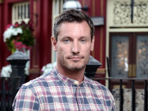 Dean Gaffney denies fears around working with new EastEnders boss John Yorke