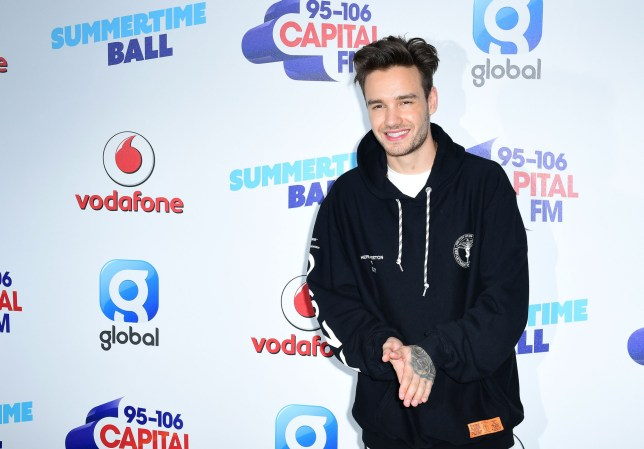 Liam Payne Planning To Teach Baby Bear Some Of His Dance