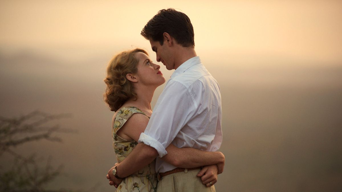 First trailer arrives for Andy Serkis' Breathe starring Andrew Garfield and Claire Foy
