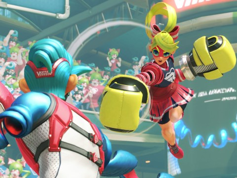 Best fighting games of the generation, Part 2: ARMS – Reader's Feature