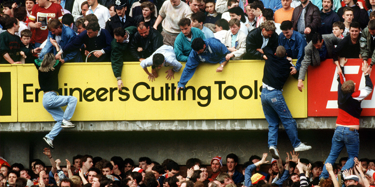 Six charged over deaths of 96 people in Hillsborough Disaster