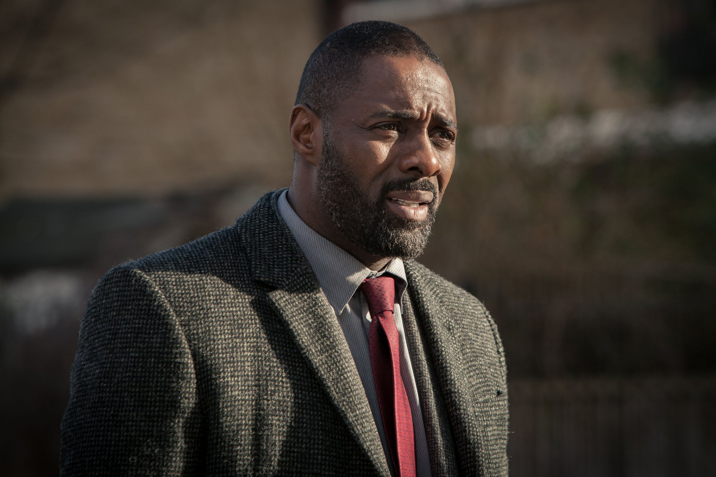 Television Programme: Luther - TX: 16/07/2013 - Episode: n/a (No. 3) - Picture Shows: DCI John Luther (IDRIS ELBA) - (C) BBC - Photographer: Robert Viglasky