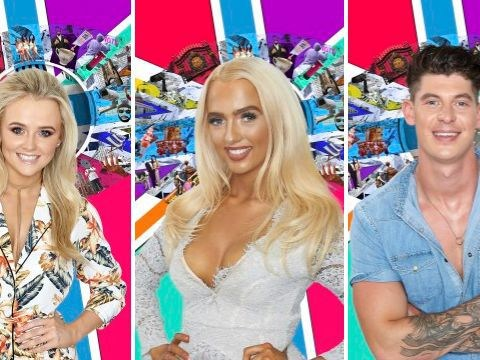 Rylan Clark-Neal reveals the first new Big Brother housemate