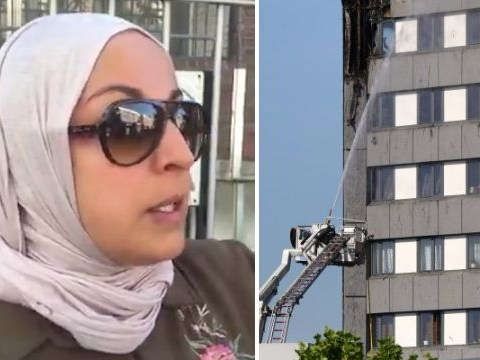 Desperate woman threw baby from 10th floor during devastating Grenfell Tower fire