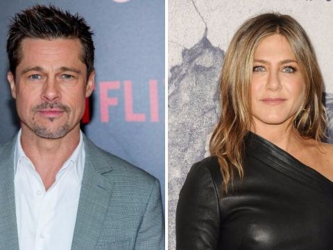 People just can't get over Brad Pitt and Jennifer Aniston as the rumour mill goes into overdrive again