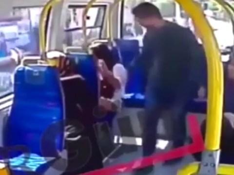 Man slaps woman on bus 'for wearing shorts during Ramadan'