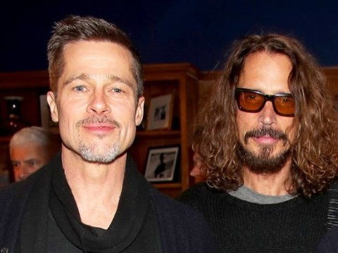 Brad Pitt 'takes Chris Cornell's children to Universal Studios' as he supports the family of his close friend