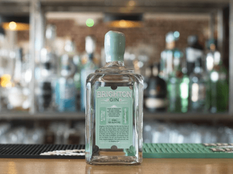 The best gin in the UK comes from Brighton