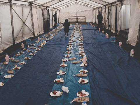 Photographer documents what every day of Ramadan looks like for his family