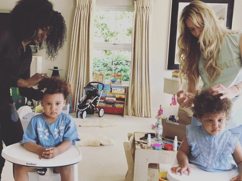 Meet the woman who's educating white parents on how to style their mixed race kids' hair