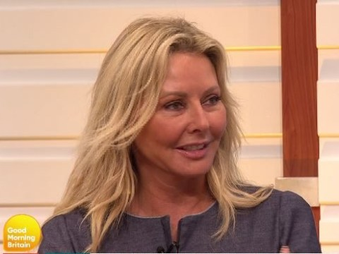 Carol Vorderman opens up about mother's death on Good Morning Britain: 'We miss her terribly'