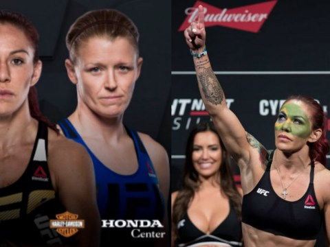 Tonya Evinger replaces Megan Anderson for title fight against Cris Cyborg at UFC 214