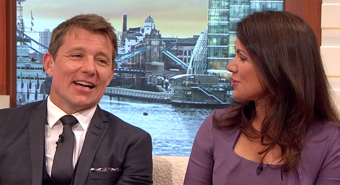 Ben Shephard admits he was asked to do The Real Full Monty – but couldn't