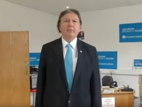 Tory candidate's campaign video makes us believe in politics again