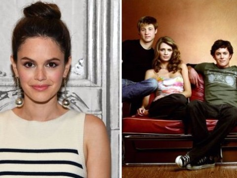 The OC star Rachel Bilson is totally up for a reunion of the noughties classic