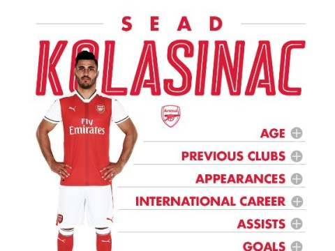 Arsenal's unveiling of Sead Kolasinac has set a terrible precedent for this summer's transfer unveilings