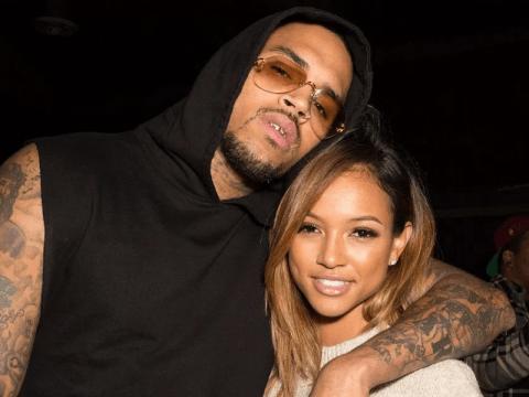 Chris Brown 'handed a five year restraining order' against Karrueche Tran