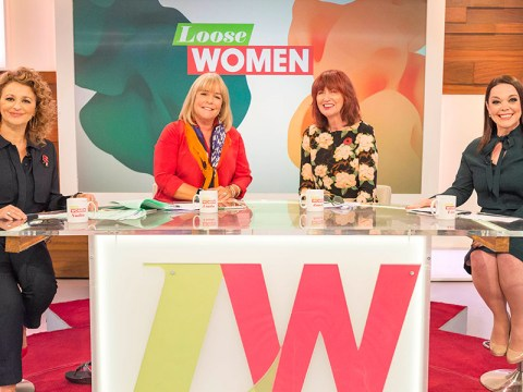Loose Women cancelled as coverage of the Grenfell Tower fire continues