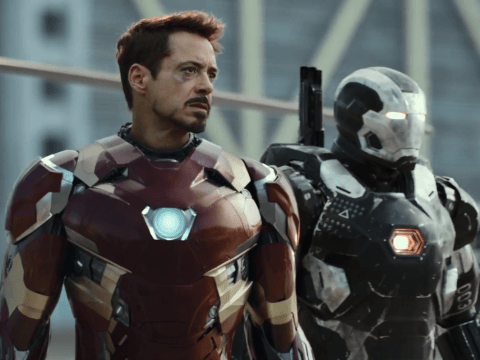 Iron Man gets a new suit in set pictures from Avengers: Infinity War