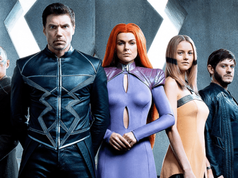 Iwan Rheon leads the charge in first trailer for Marvel's Inhumans
