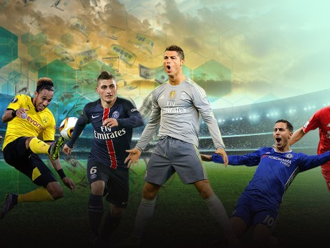 Who will be the first £100m player? Lukaku, Ronaldo and Hazard among the contenders