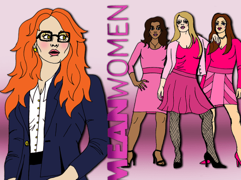 Mean girls become mean women: How to protect yourself from adult Regina Georges