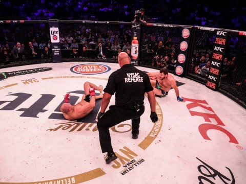 Matt Mitrione scores first-round finish against MMA legend Fedor Emelianenko at Bellator NYC