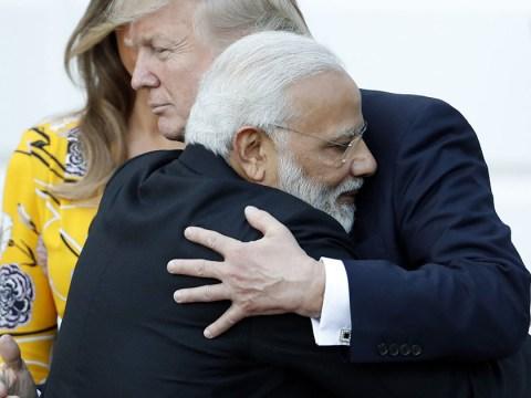 """Donald Trump 'mispronounced Nepal as """"nipple""""'"""