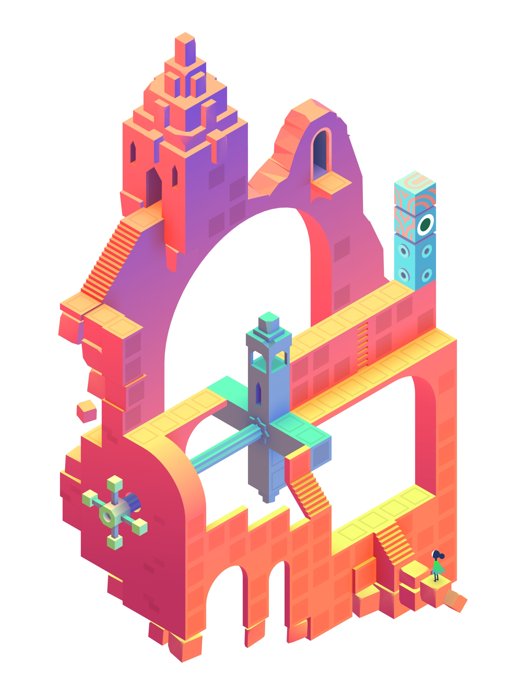 Monument Valley II - worth a fiver of anyone's money
