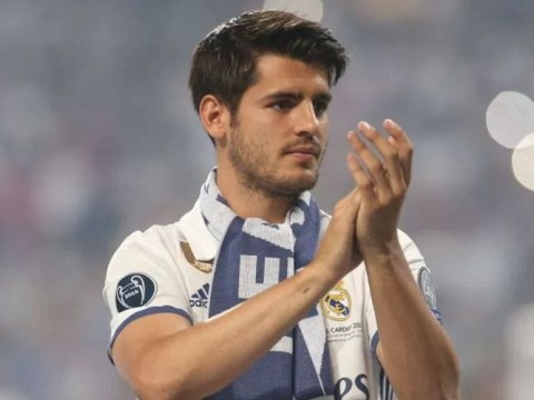 Alvaro Morata 'likes' Instagram post telling Gareth Bale and James Rodriguez to join him at Manchester United