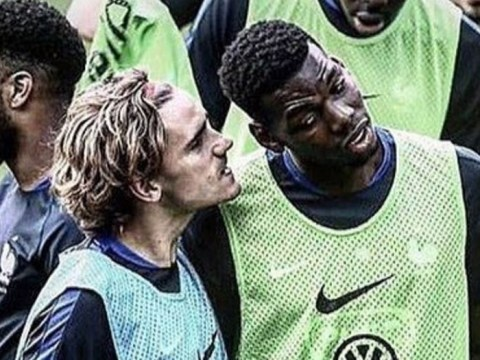 Paul Pogba wants 'happiness' for Antoine Griezmann after forward snubbed Manchester United