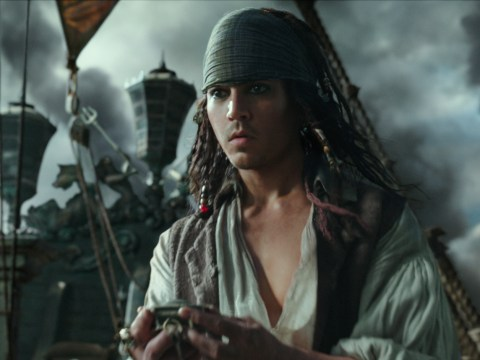 How the Pirates Of The Caribbean VFX team knocked the years off Johnny Depp