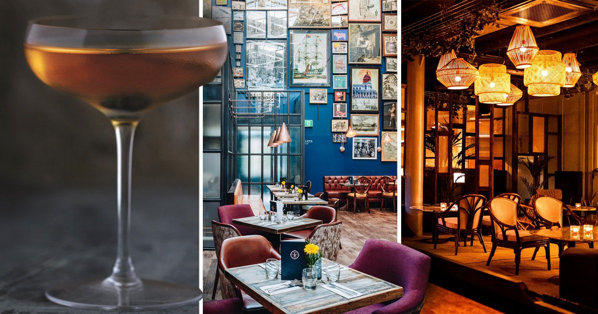 4 new bars in London you should try this June