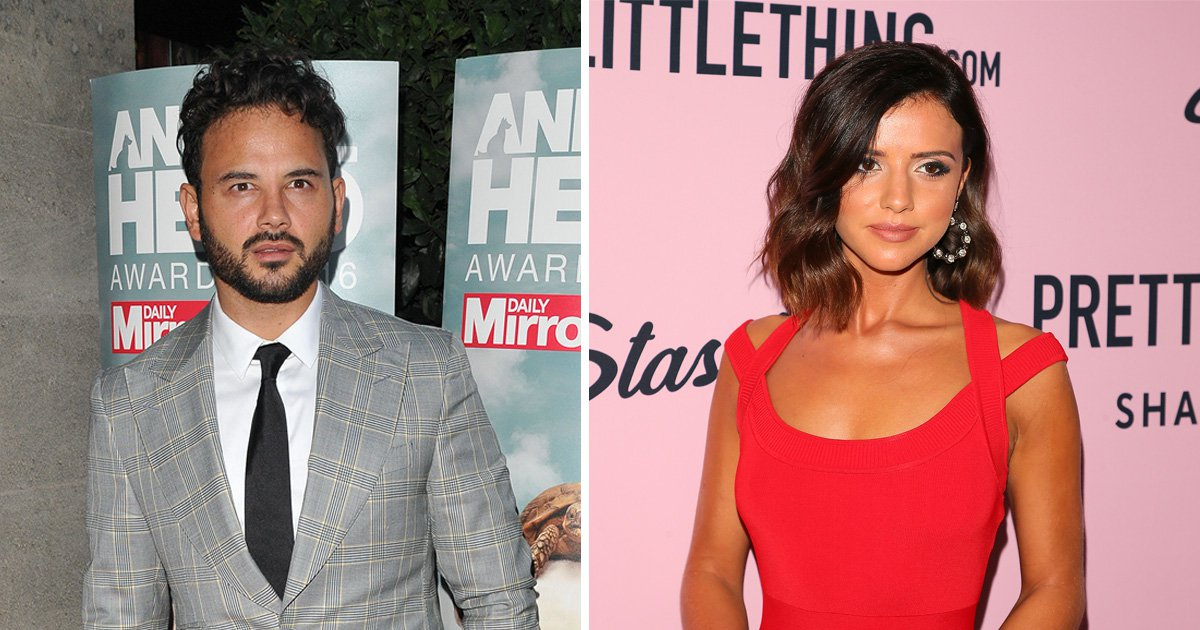 is Lucy mecklenburgh dating Louis