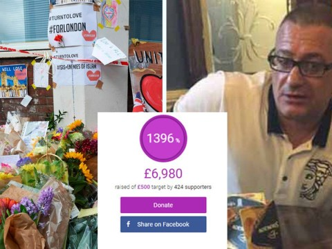 Fundraiser for Millwall fan who fought terrorists and got stabbed five times