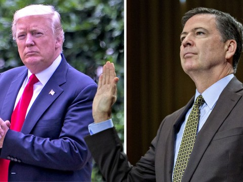 James Comey to tell how Trump pressed him for loyalty during Russia probe