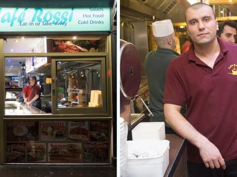 Man spent three days hiding in kebab shop after London Bridge attack