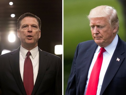 James Comey says Donald Trump told lies about him and the FBI
