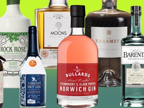 10 new and unusual gins to try on World Gin Day