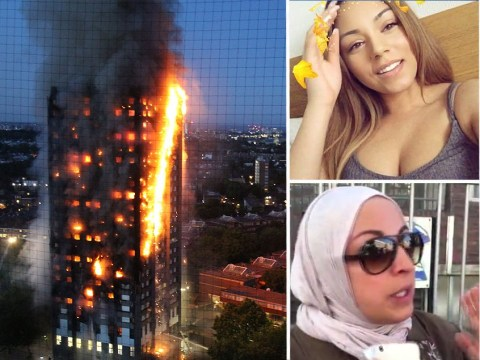 'It was horrific, people were jumping': Residents describe how they escaped Grenfell inferno