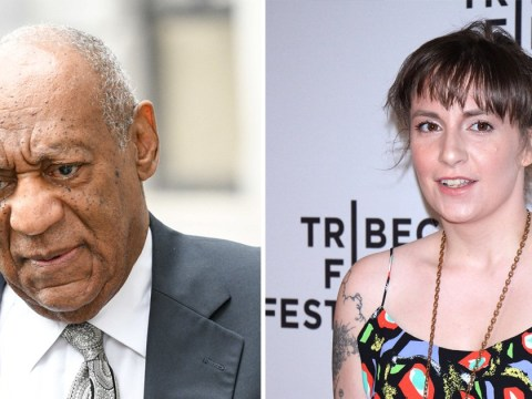 Lena Dunham posts impassioned message of support to sexual assault survivors following Bill Cosby mistrial