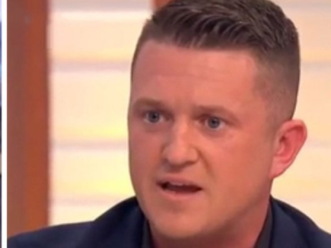 Piers Morgan calls ex-EDL leader Tommy Robinson a 'bigoted lunatic' in heated GMB row