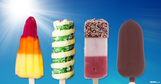 20 British ice creams and ice lollies ranked from worst to best