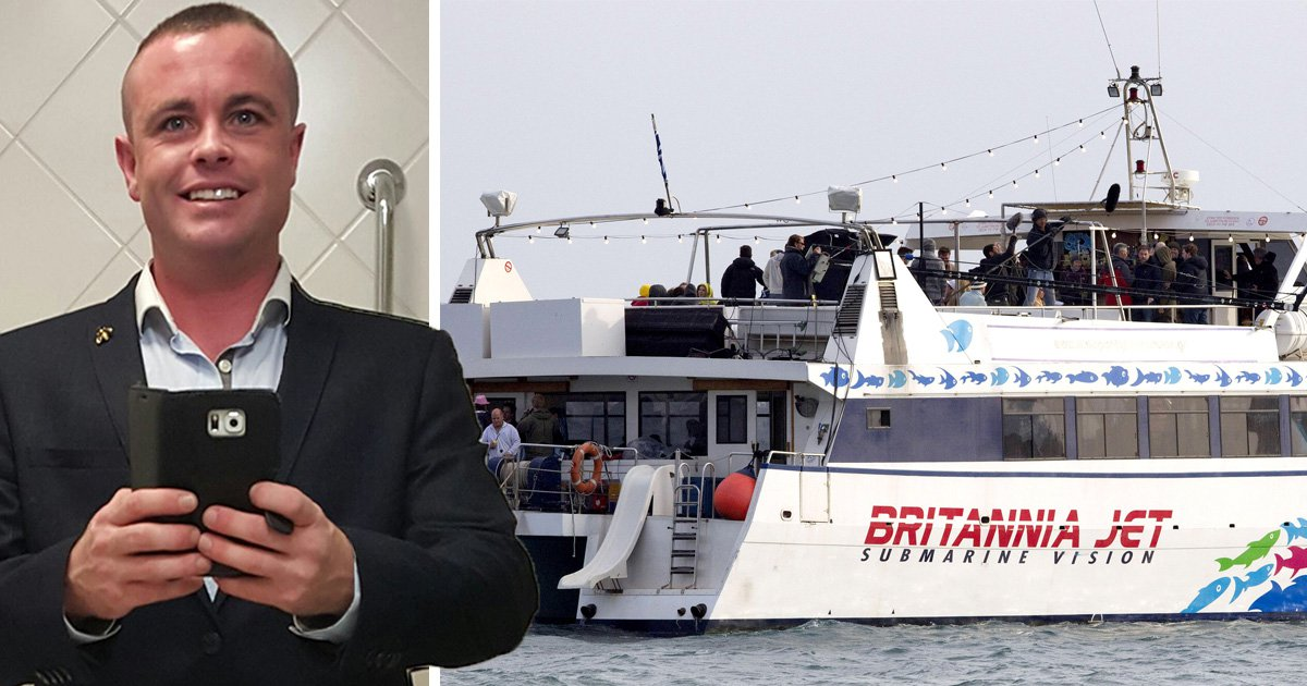 British father dies after jumping off booze cruise boat used in The Inbetweeners